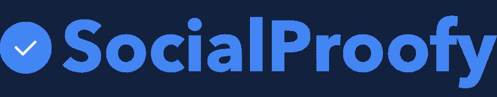 Social Proofy Logo