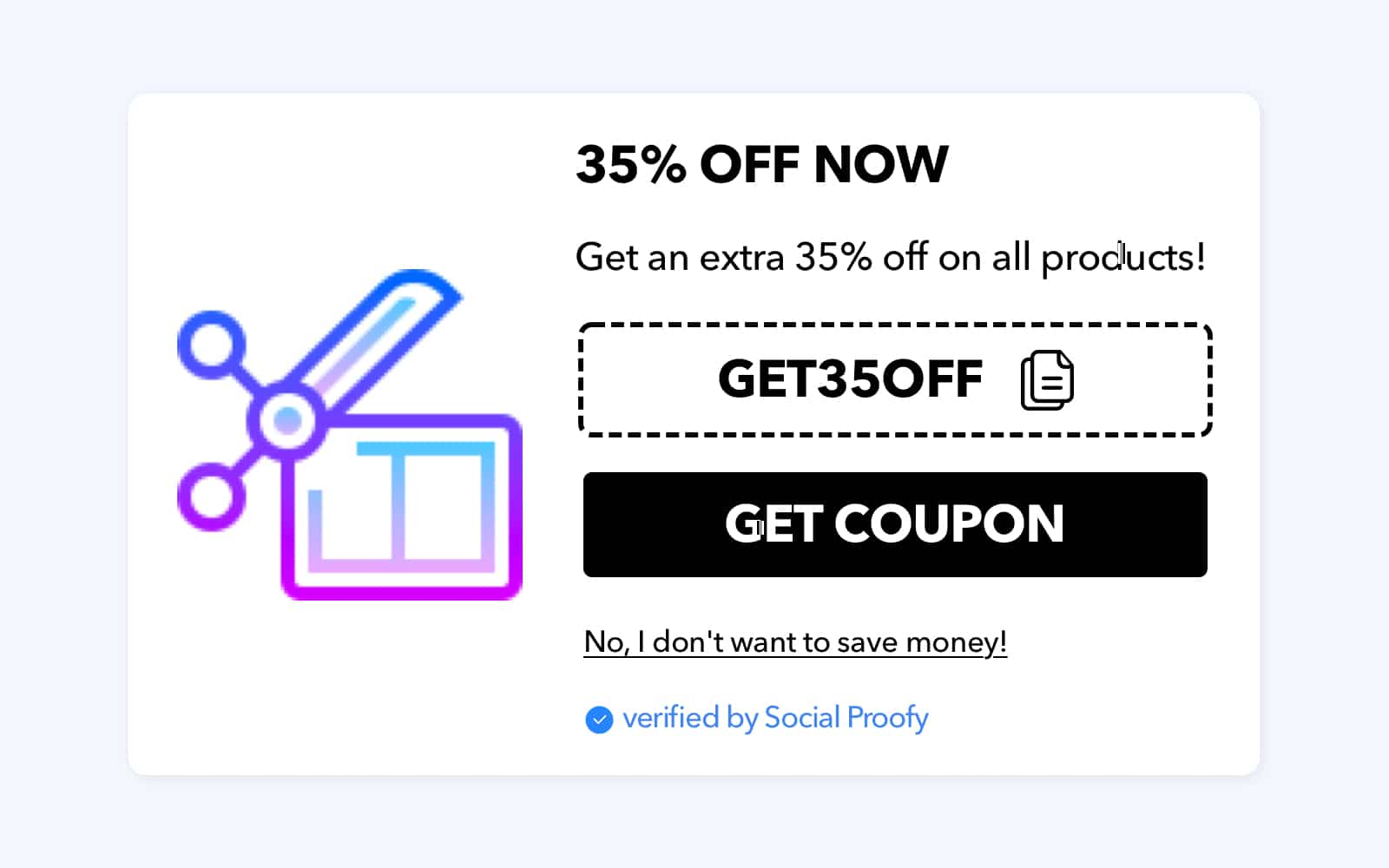 Coupon Code Popup