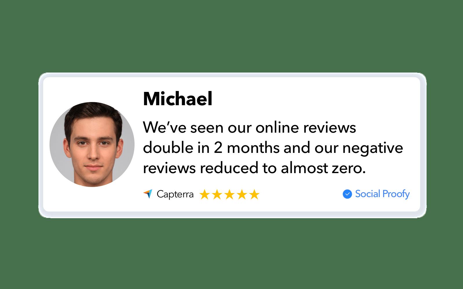 Capterra Review Widget