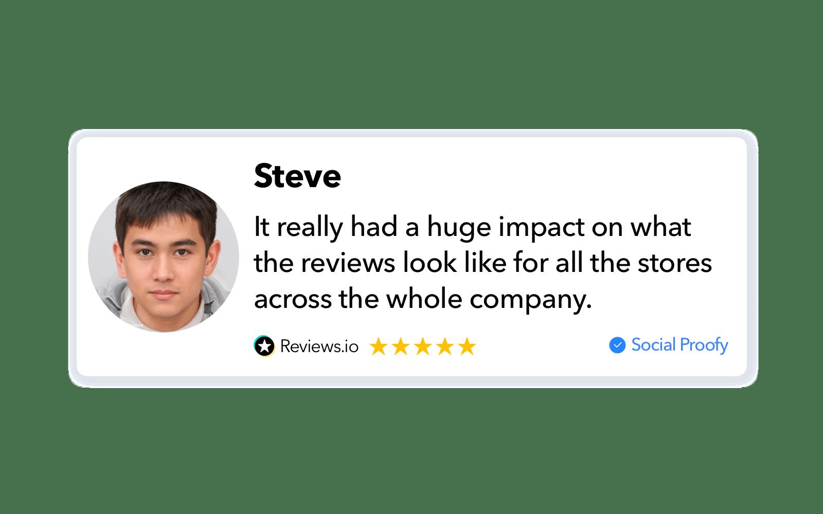 Review.io Review Widget